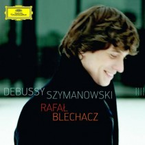 """Album """"DEBUSSY, SZYMANOWSKI"""""""
