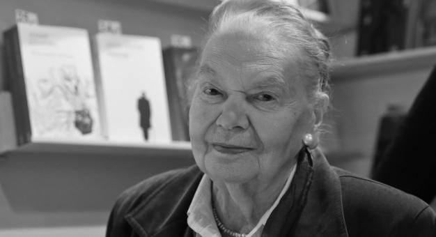Zmarła poetka Julia Hartwig