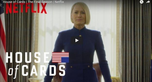 """Zobacz zwiastun kolejnego sezonu """"House of Cards""""!"""