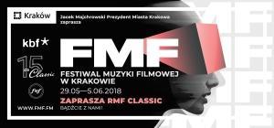 Zbliża się 11. Festiwal Muzyki Filmowej w Krakowie!