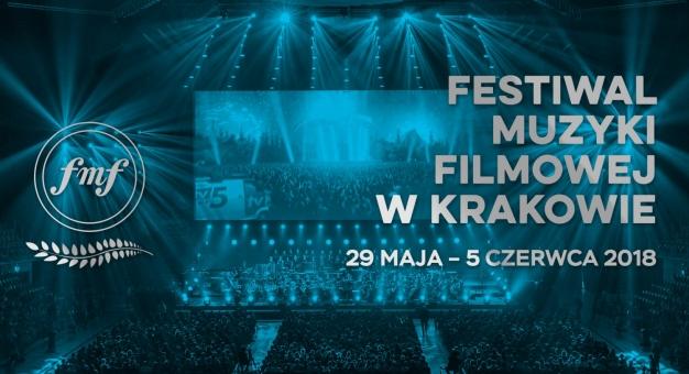 Znamy termin 11. Festiwalu Muzyki Filmowej w Krakowie!