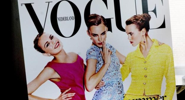 Polski Vogue w prezencie dla zakochanej fashionistki