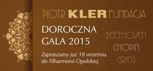 Koncert Fundacji Piotra Klera