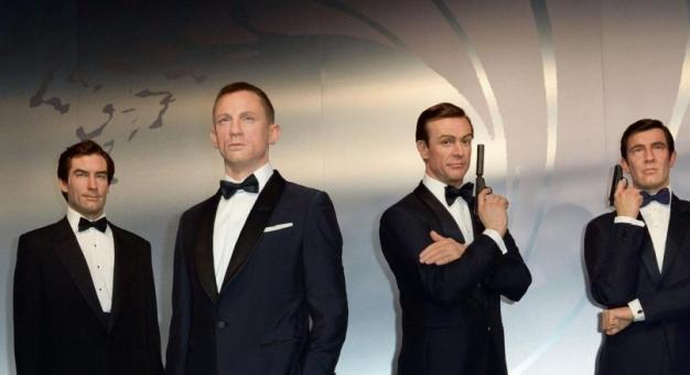 Wakacje z Bondem... Jamesem Bondem