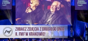 Drugi dzień 8. Festiwalu Muzyki Filmowej w Krakowie