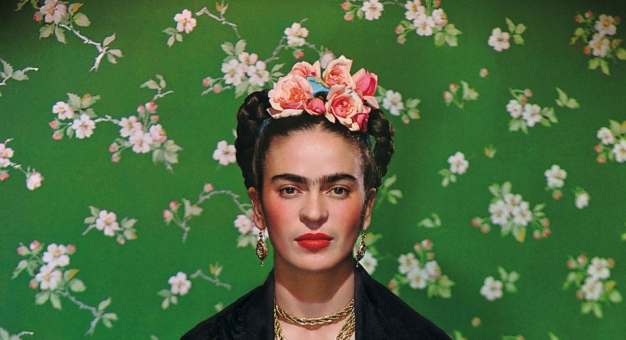 """Frida Kahlo jako lalka Barbie w kolekcji """"Inspirujących Kobiet"""""""