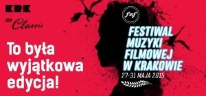 8. Festiwal Muzyki Filmowej już za nami...