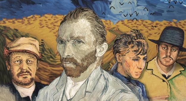 """Do kin wchodzi """"Twój Vincent"""" - przyszły kandydat do Oscara?"""
