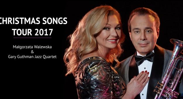 Małgorzata Walewska i Gary Guthman w świątecznej trasie koncertowej po Polsce