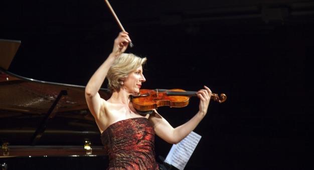 Purpurowy Stradivarius - niezwykły koncert w Warszawie