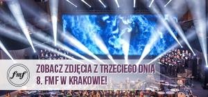 Trzeci dzień 8. Festiwalu Muzyki Filmowej w Krakowie