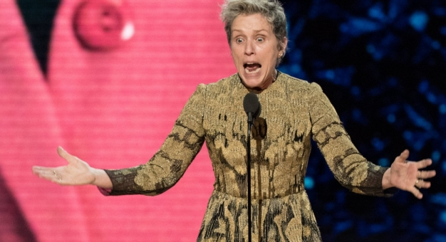 Frances McDormand: aktorka, nie celebrytka
