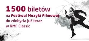 1500 biletów na Festiwal Muzyki Filmowej w Krakowie do zdobycia już teraz w RMF Classic!
