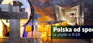 Najpiękniejsze podziemne trasy turystyczne w Polsce!