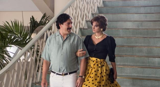 """Penélope Cruz i Javier Bardem: Małżeństwo, które gra kochanków """"Kochając Pabla, nienawidząc Escobara"""" już w kinach"""