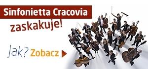 Sinfonietta Cracovia zaskakuje!