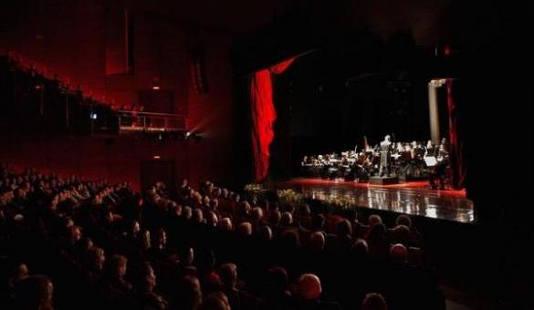Ostatkowy koncert śpiewających par w Operze Krakowskiej