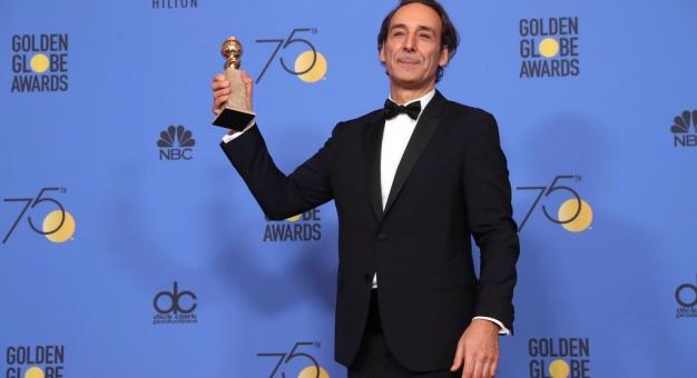 Złote Globy: Alexandre Desplat z nagrodą!