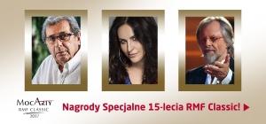 Nagrody Specjalne 15-lecia RMF Classic!