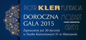 Doroczna Gala Stypendystów Fundacji Piotra Klera