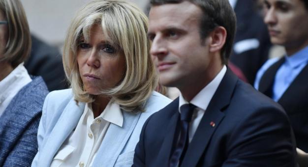Brigitte Macron o swoim stylu
