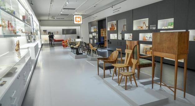 Polski design zyskał stałą galerię w Muzeum Narodowym w Warszawie