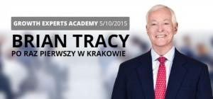 Geniusz zarządzania Brian Tracy będzie szkolił polskich przedsiębiorców!