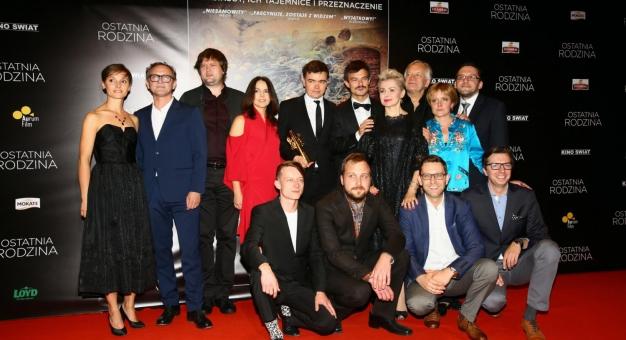"""Film """"Ostatnia rodzina"""" oklaskiwany na nowojorskim festiwalu"""