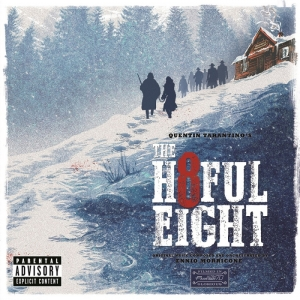 THE HATEFUL EIGHT - Ścieżka dźwiękowa do filmu Quentina Tarantino