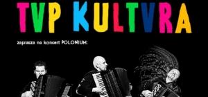 Rejestracja koncertu Motion Trio w TVP KULTURA