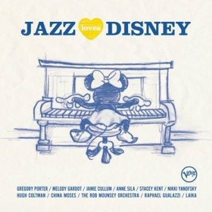 Jazz In Disney