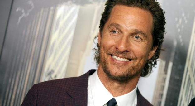 Matthew McConaughey - epizod w przyczepie