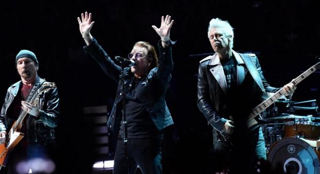 Irlandczycy z U2 zarobili najwięcej w 2018 roku