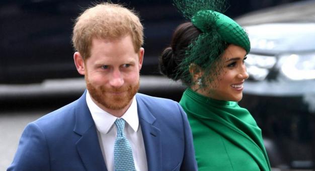 Królowa i rodzina królewska zachwyceni narodzinami córki Harry'ego i Meghan
