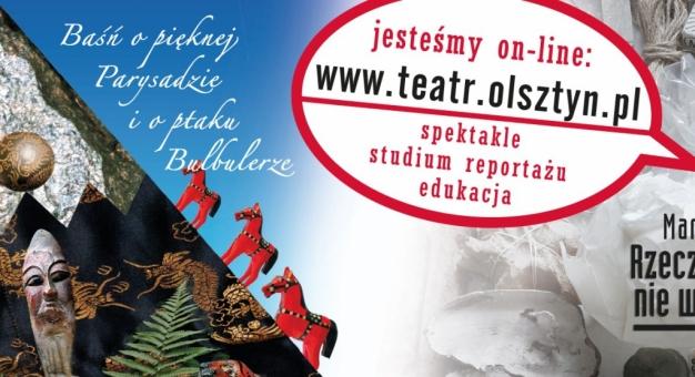 Teatr im. Jaracza proponuje widzom spektakle online