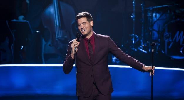 Michael Buble - przystojniak z Kanady zaśpiewa w Łodzi i Krakowie