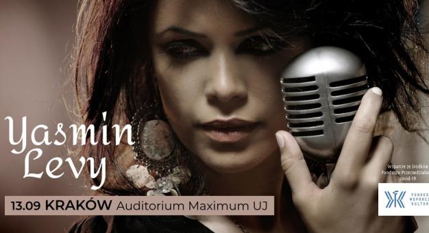 YASMIN LEVY - gwiazda world music w Krakowie!