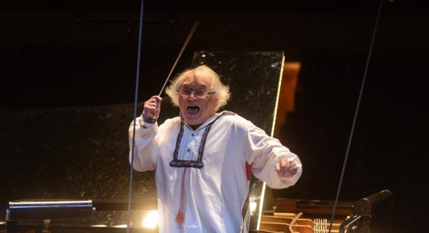 Perfekcjonista - maestro Jerzy Maksymiuk obchodzi 85. urodziny