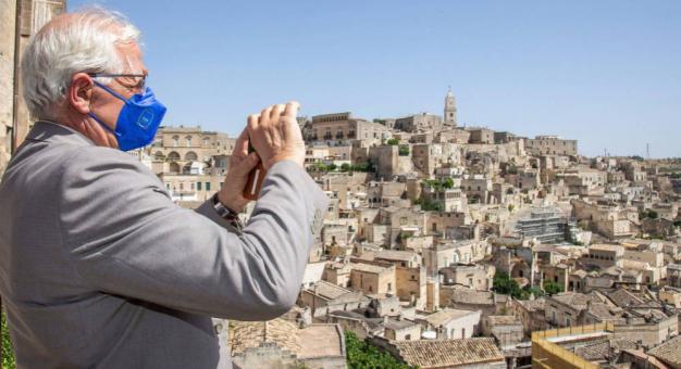 Włoskie miasto, w którym kręcono Bonda, liczy na wzrost liczby turystów