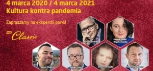 4 marca 2020 / 4 marca 2021. Kultura kontra pandemia