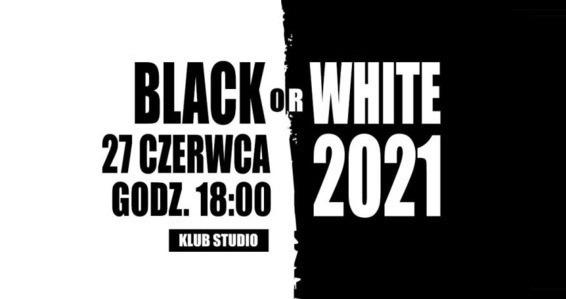 "Koncert charytatywny ""Black or white"""