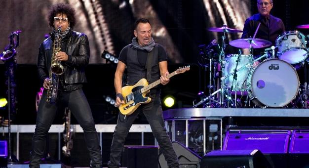 Bruce Springsteen zaśpiewał w filmie