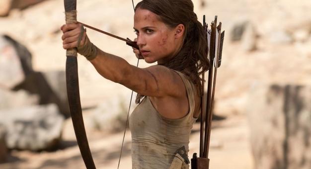 Nowa Lara Croft niebawem w kinach