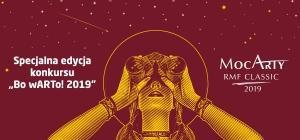 """Zgłaszajcie kandydatury do nagrody """"Bo wARTo! 2019"""""""