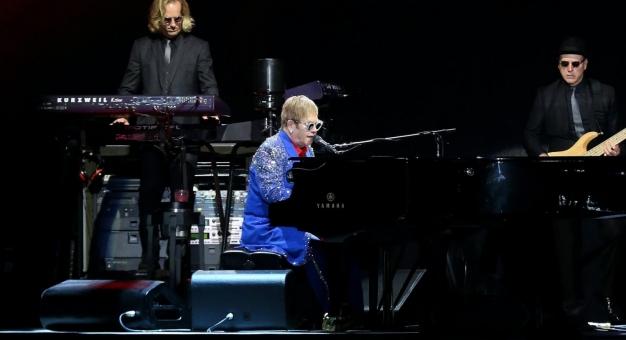 Elton John i musicale