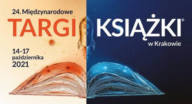 24. Międzynarodowe Targi Książki w Krakowie stacjonarnie i online