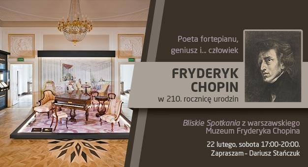 Poeta fortepianu, geniusz i… człowiek - Fryderyk Chopin w swoje 210. urodziny bohaterem Bliskich Spotkań RMF Classic