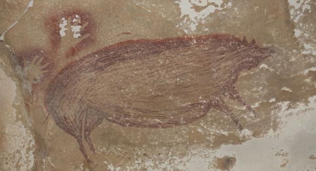 Odkryto najstarsze na świecie malowidło naskalne