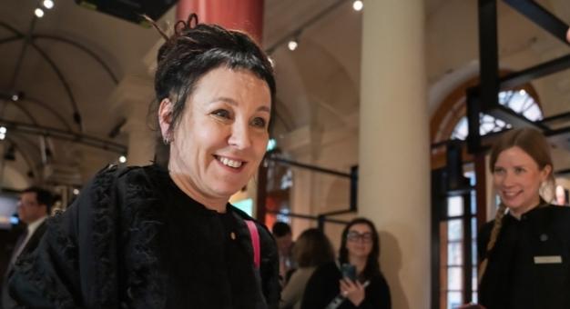 Olga Tokarczuk odbierze literackiego Nobla. Śledzimy wydarzenia w Sztokholmie
