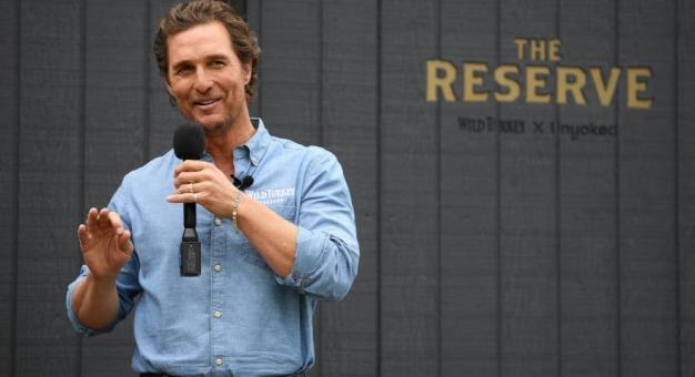 Matthew McConaughey nie wyklucza, że będzie kandydował na gubernatora Teksasu